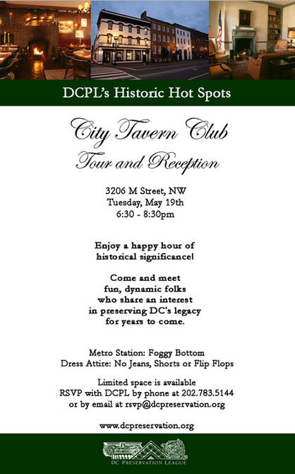 DC Historic Preservation League