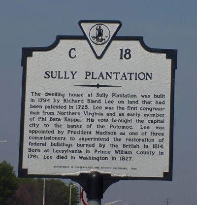 Sully Plantation